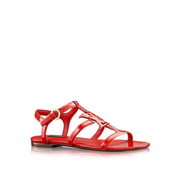 cd2dc0d5aa01 LOUIS VUITTON Paradiso Sandal.  louisvuitton  shoes