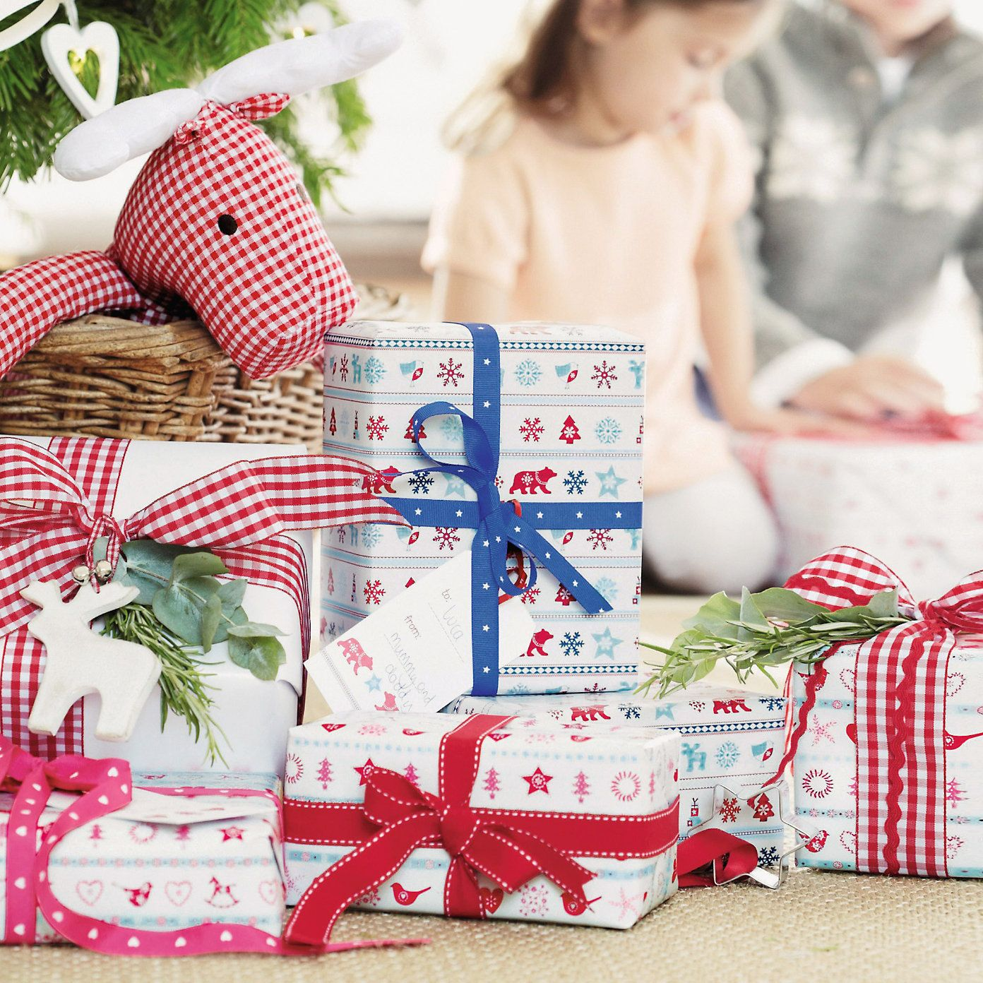 The White Company Wrapping Giftschristmas