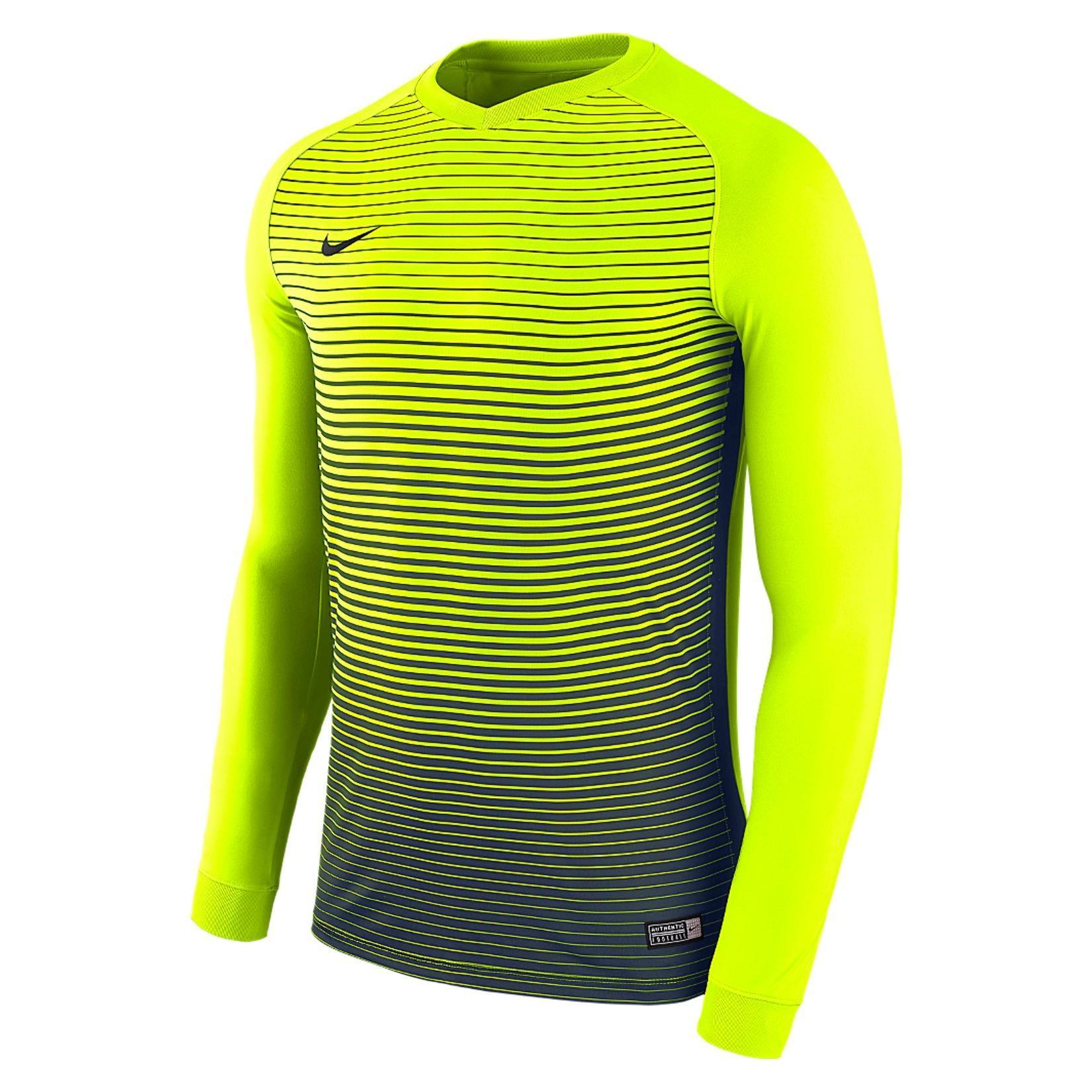 b8ef9671 Nike Precision Iv Long Sleeve Football Shirt | FUTSAL KIT | Football ...