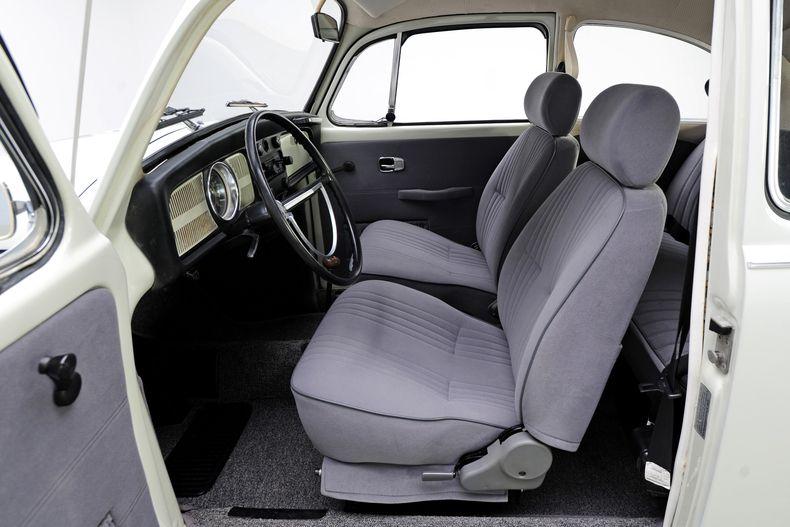 1969 Volkswagen Beetle White Volkswagen Beetle Vw Beetle Classic Volkswagen