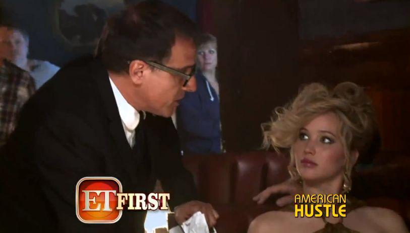 Behind the scenes of American Hustle