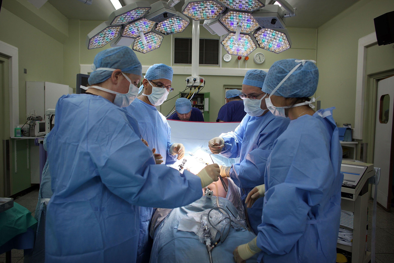 Blue streak daily on spine surgery gallbladder surgery