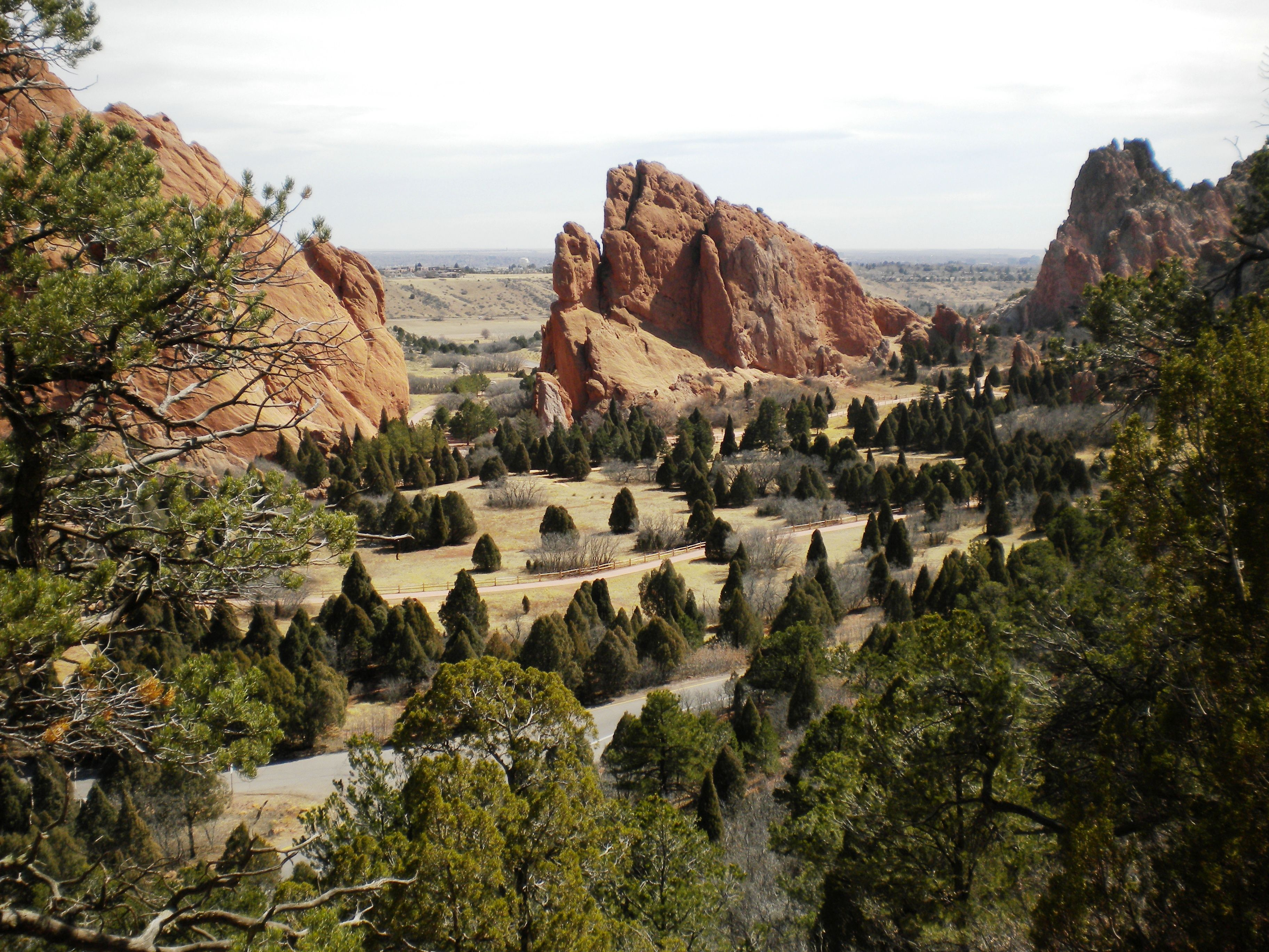 Garden of the Gods, CO lots of great hiking trails