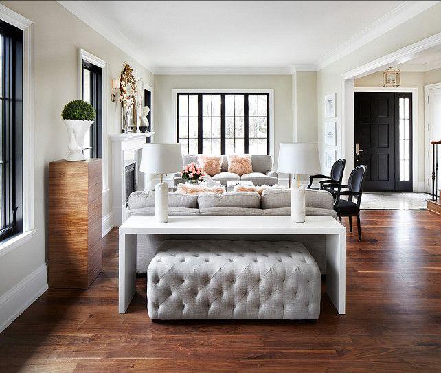 colocación de los muebles   Modern Home Decor   Pinterest   Sala de ...