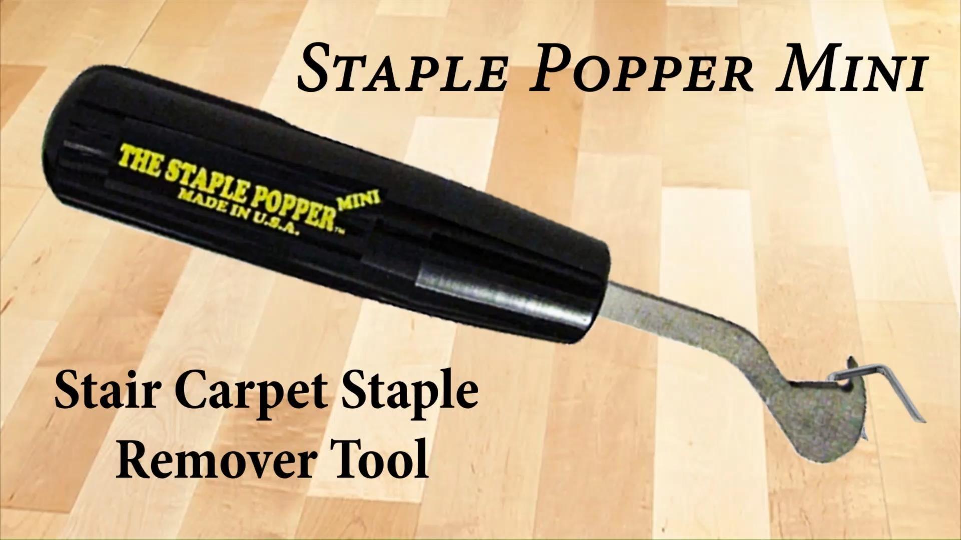 The Staple Popper Mini Stair Carpet Staple Remover Tool