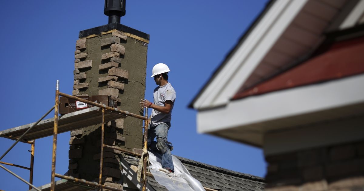 Us house market us homebuilder sentiment steady as