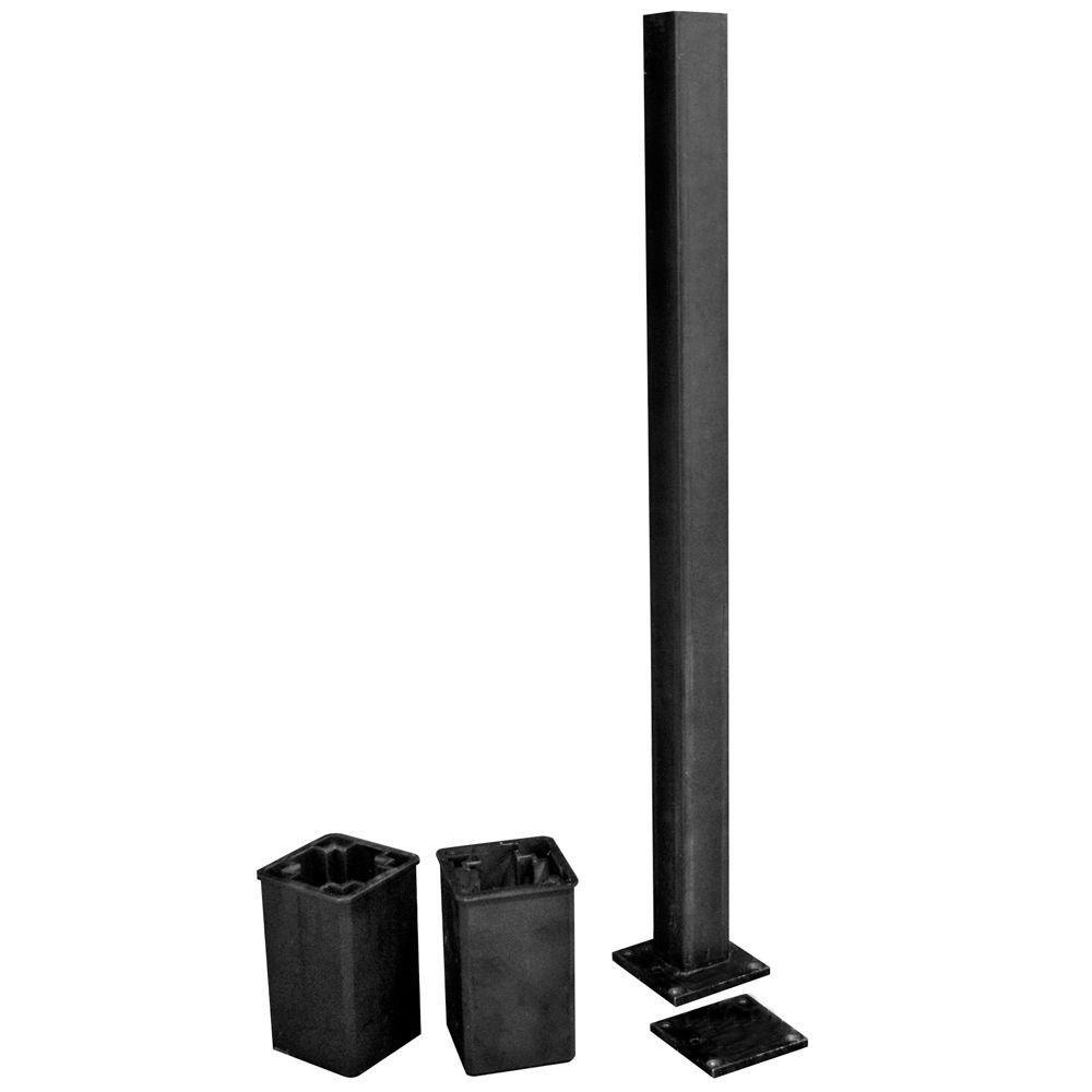 Best Veranda Post Install Kit For 36 In Railings 73014098 400 x 300