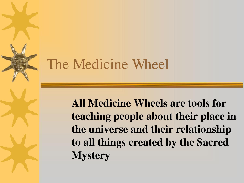 Native American Medicine Wheel Earth