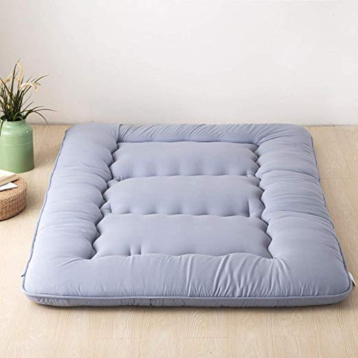 Amazon Com Hongyan Foldable Mattress Tatami Floor Mat Double