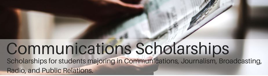 Communications Scholarships for USA Citizens ...
