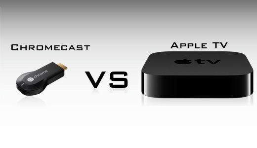 3 Major Reasons Why Chromecast Beats Apple TV! Apple tv