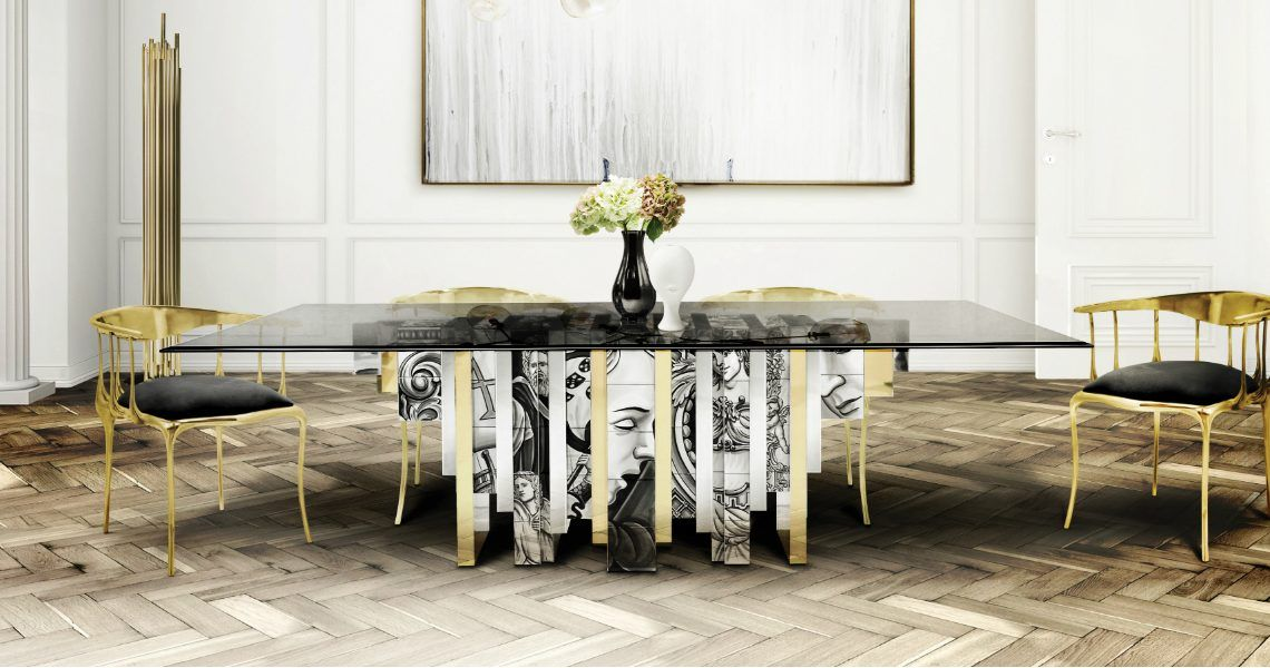 Covet Outlet New Dining Table Entries Boca Do Lobo Boca Cores