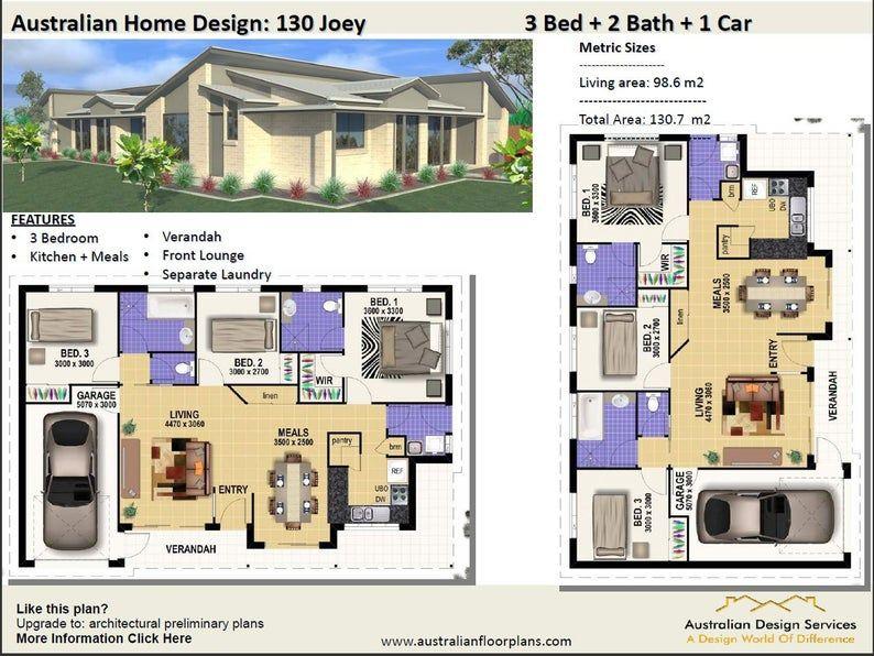 Best Seller 5 Star Duplex Home Designs Home Design Etsy In 2020 Duplex Floor Plans Duplex House Plans House Plans