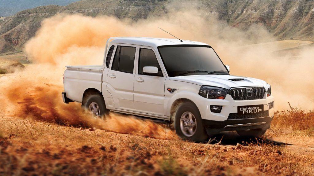 Recap 2018 Mahindra Scorpio Pikup Debuts At Automobile