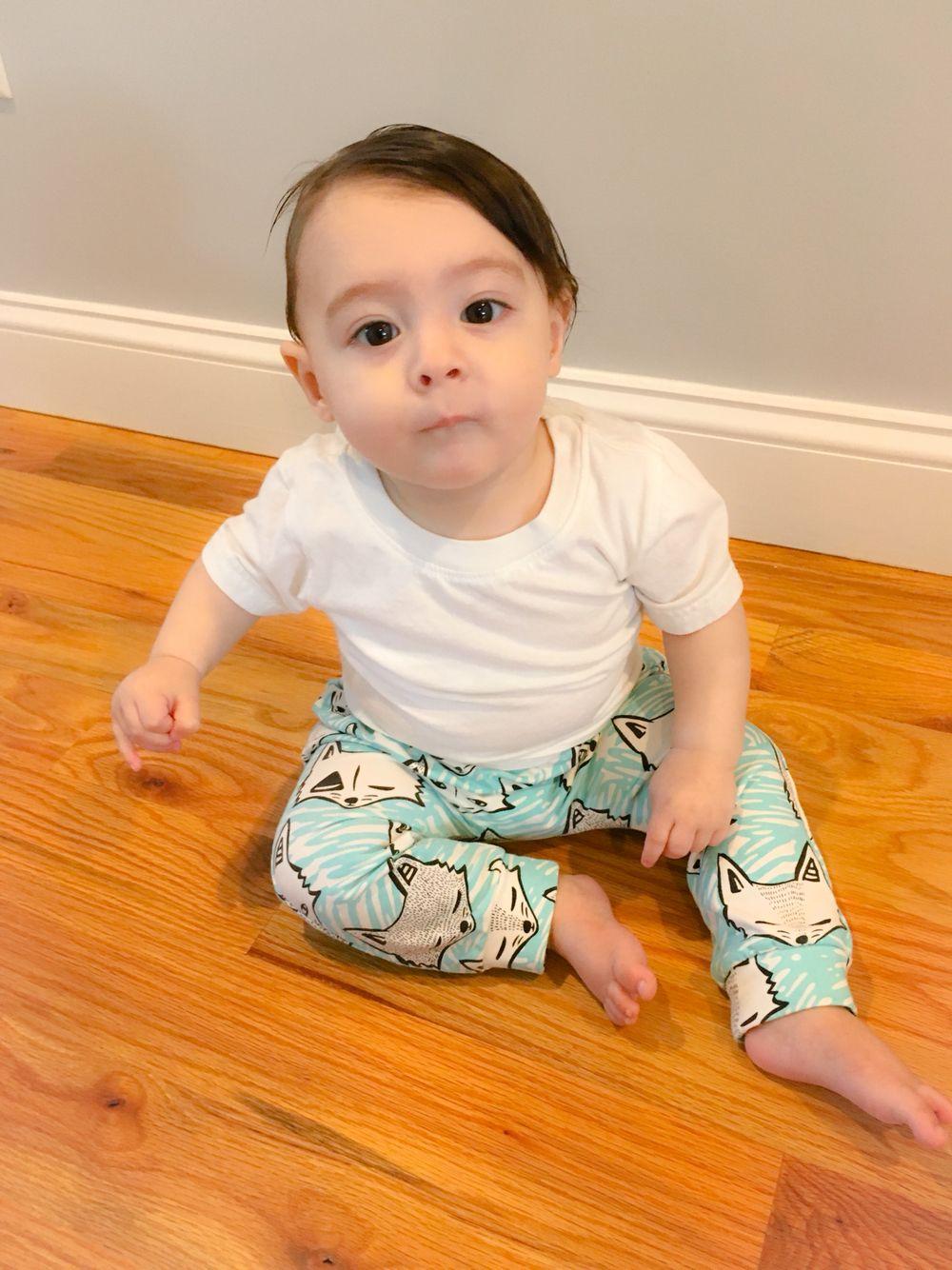 My cute boy ❤️