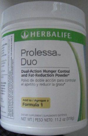Prolessa Duo 30-Day (Program) Fat Burner from Herbalife...ask me more!