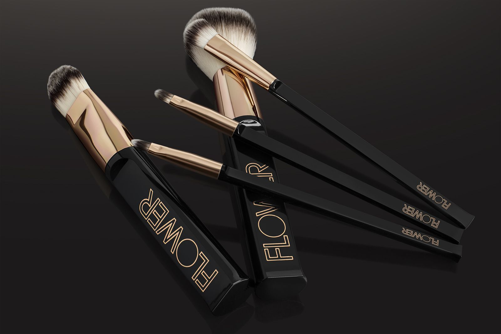 Flowerbeauty makeup brushes are made with the softest finest man flowerbeauty makeup brushes are made with the softest finest man made hair izmirmasajfo