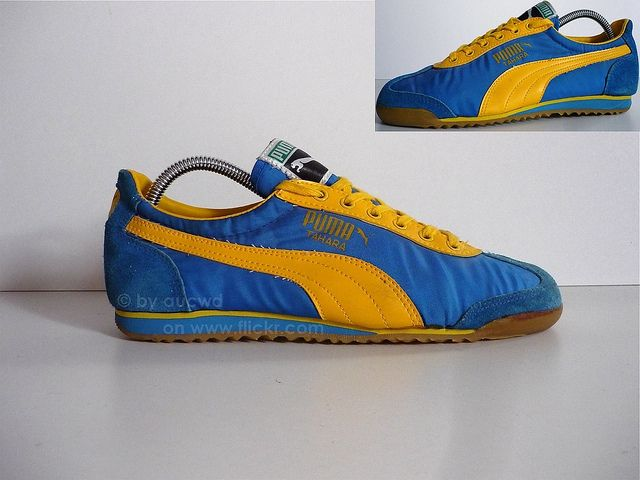 brand new 96af8 516b9 70`S  80`S VINTAGE PUMA TAHARA SHOES  Products I Love  Pinte