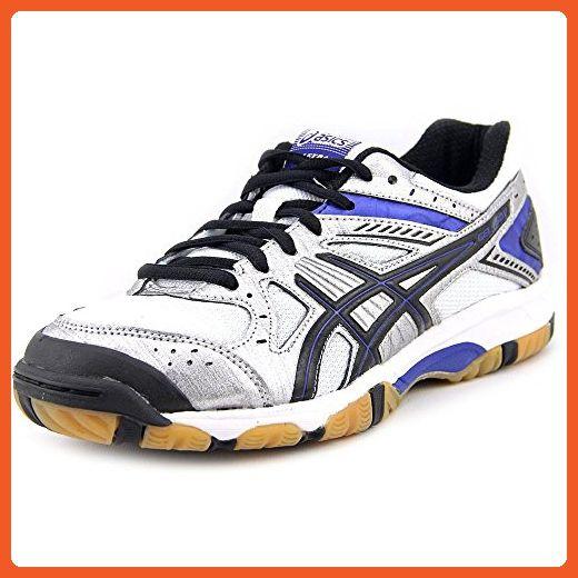 ASICS Women's GEL 1150V SilverRoyalBlack Volleyball Shoes