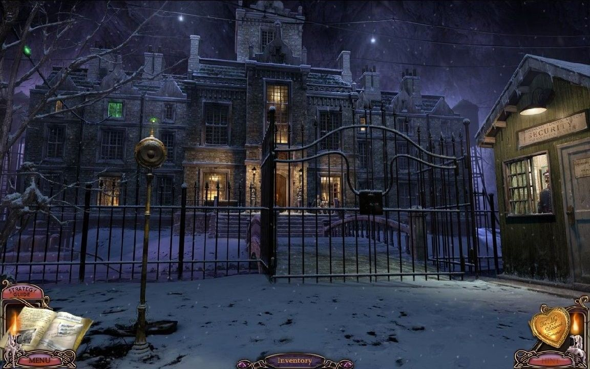 Screenshots for Mystery Case Files Escape from