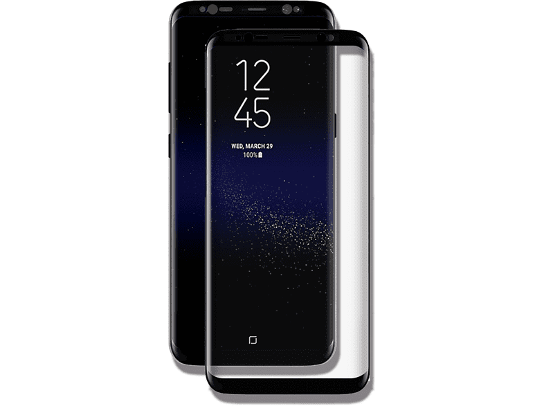 Samsung Qreco Protective Glass For Galaxy S8 Media Markt Galaxy Samsung Samsung Phone Cases