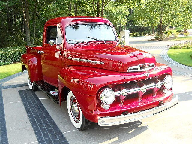1951 Ford F1  For Sale Newport, Vermont