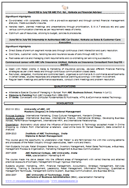 Resume Sample For Marketing Market Research 2 Market Research Resume Sample Resume