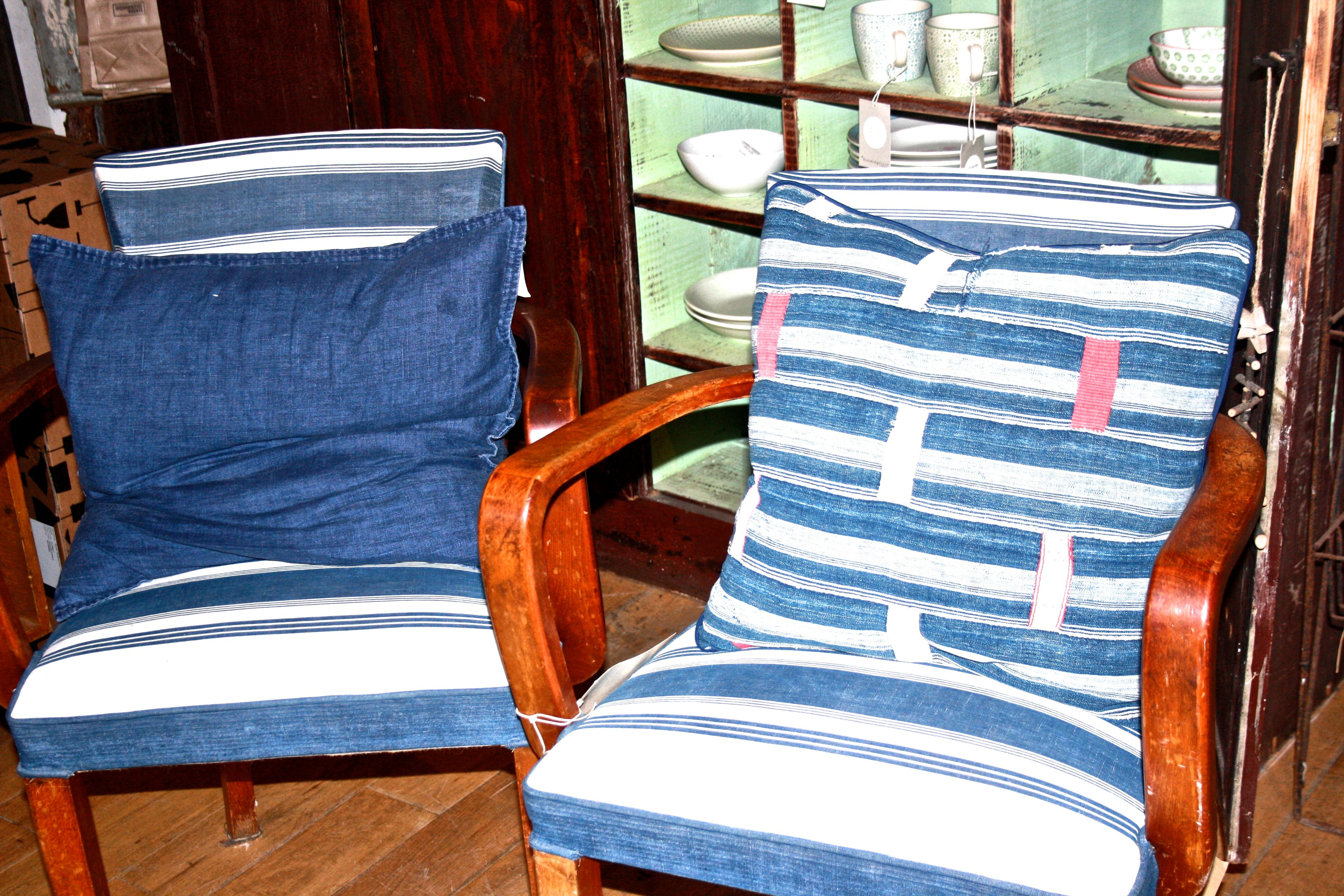 nautical vintage chairs in Domestic science | The Tetbury Shop ...