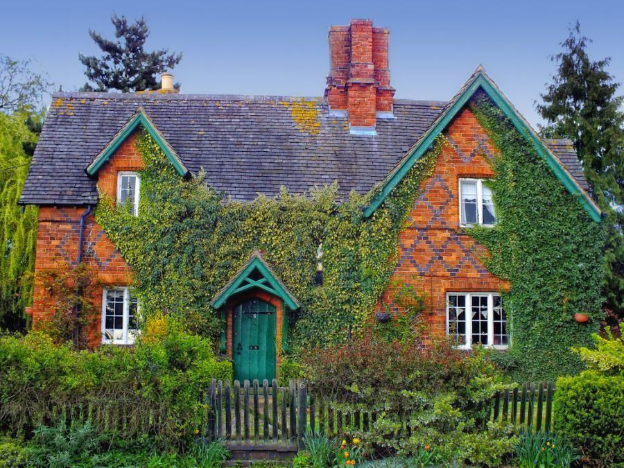 Perfect English Dwelling - Pixdaus