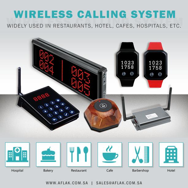 Wirelesscallingsystem Smart Home Appliances System Digital