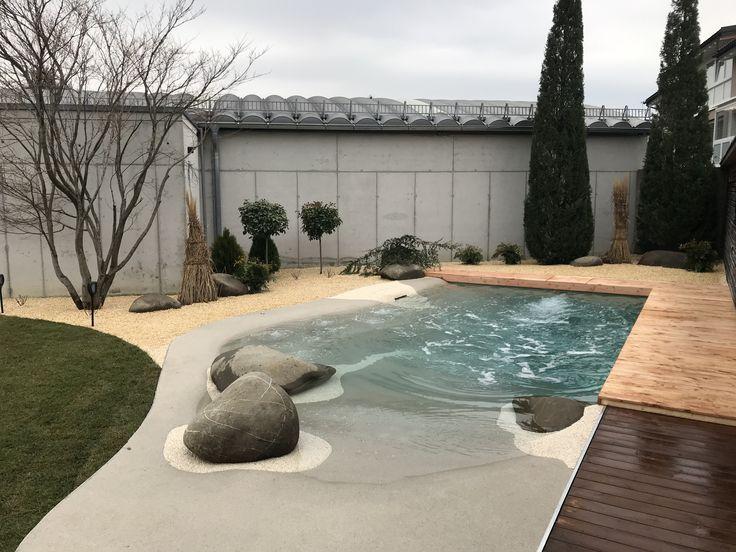 Pool im Garten   - Pool/Schwimmteich  im Garten - #Gärten #im #Pool #PoolSchwimmteich #poolimgartenideen