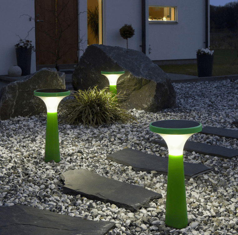 Path Light Ideas Solar Landscape Lighting Solar Lights Garden Garden Lighting