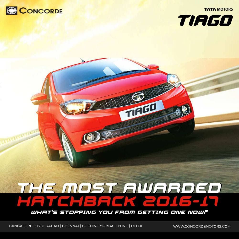 Numero Uno Tiago Has Proved Itself Time And Again To Be The Most Successful City Car Thus Far Http Bit Ly 1b4sdej Concorde Tata Motors City Car Concorde