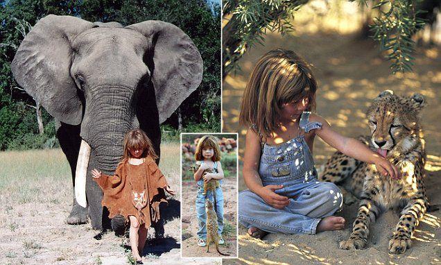 The real-life Mowgli