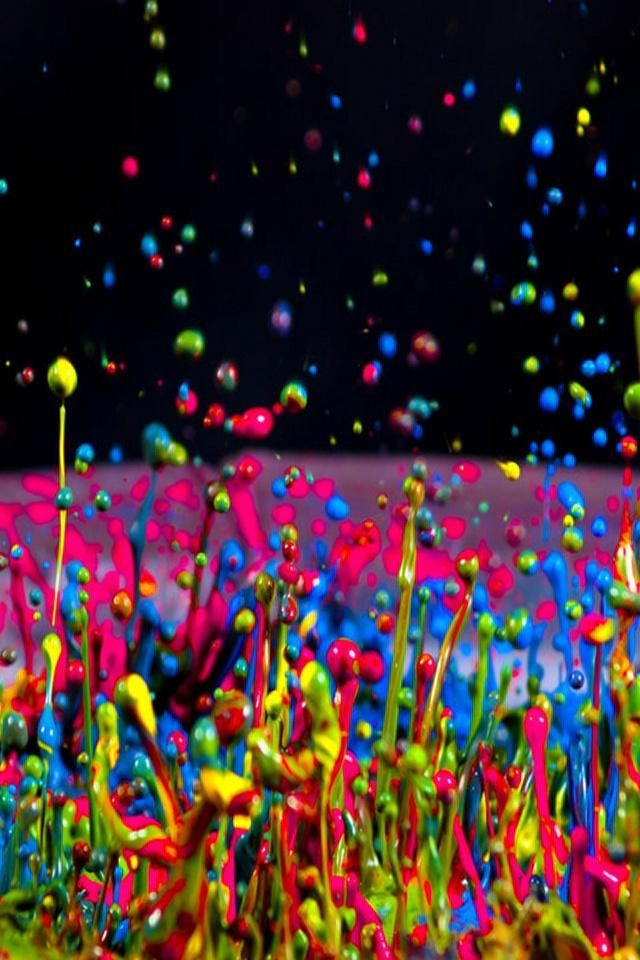 Paint Wallpapers dripping paint wallpaper | colorful wallpaper | pinterest