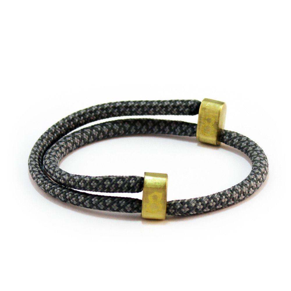 Slate gold rope bracelet products pinterest slate bracelets