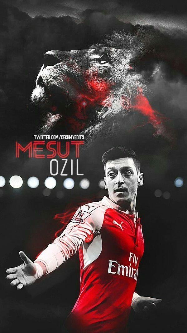 Mesut Ozil Arsenal Germany Pemain Sepak Bola Sepak Bola Olahraga