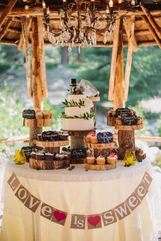 Vintage Wedding At Neverland Farms Wedding Table Wedding