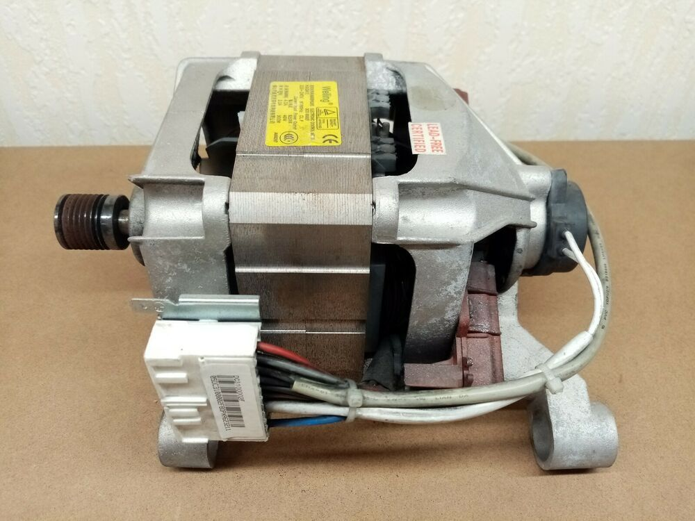 Washing Machine Parts Samsung Motor Genuine Original Part ...