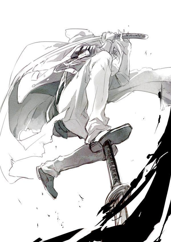 刀剣乱舞とある審神者の山姥切国広イラスト Yamanbagiri Kunihiro