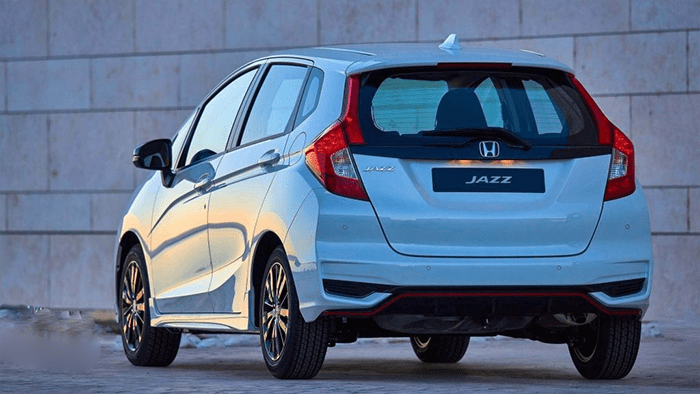 The 2020 Honda Jazz Changes Release Date Price The Hidden