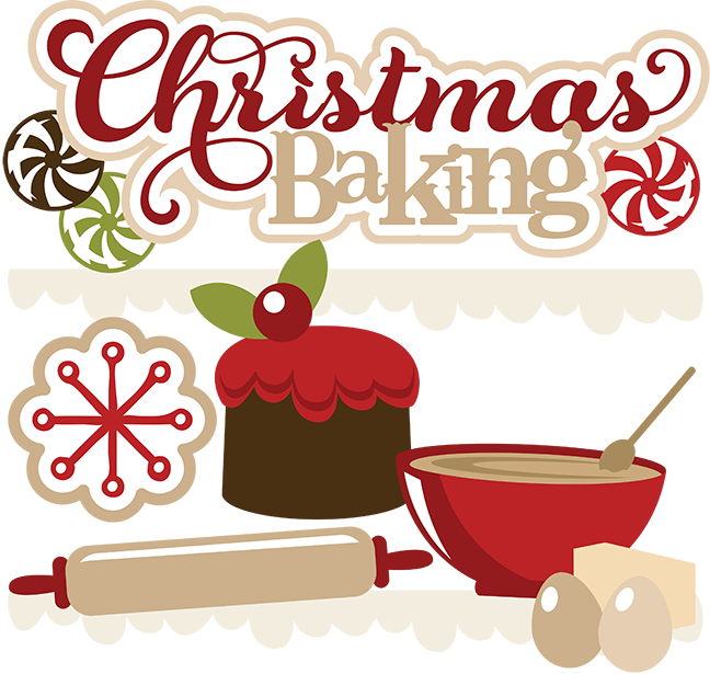 Baking Christmas Cookies Clipart.Pin On Books Worth Reading