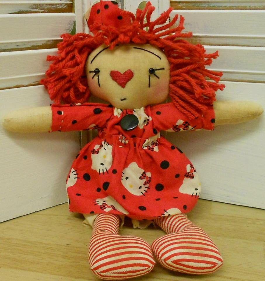 Hello Kitty Annie Christmas ornaments, Holiday decor