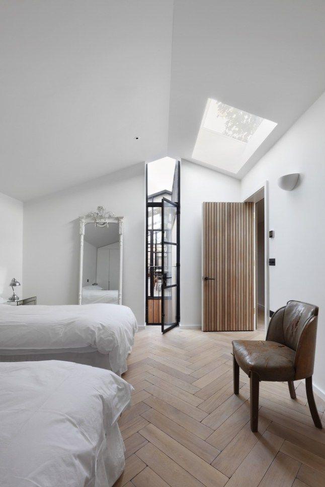 Une petite maison d 39 architecte et sa cour sweet dreams are made of these aka gorgeous - Petite maison architecte ...