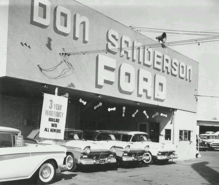 Pin By Crown North America On Vintage Car Dealerships Car