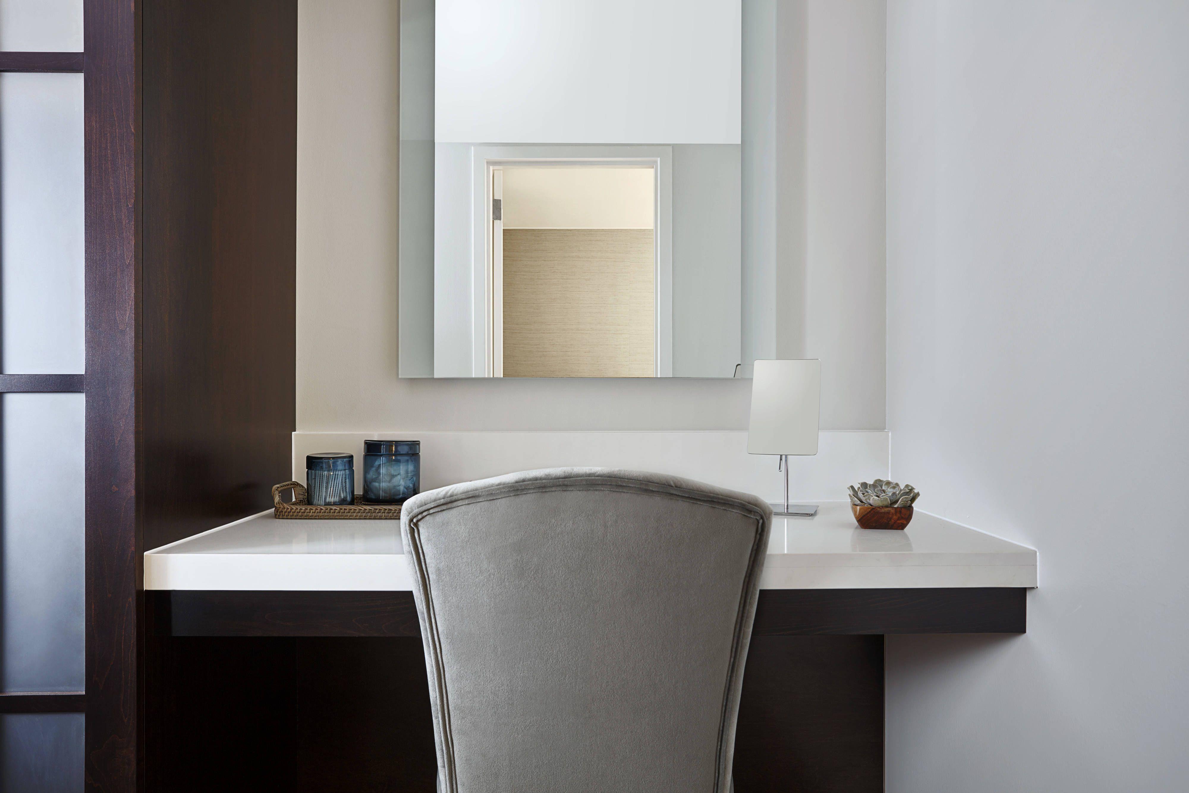 Charlotte marriott southpark onebedroom suite vanity