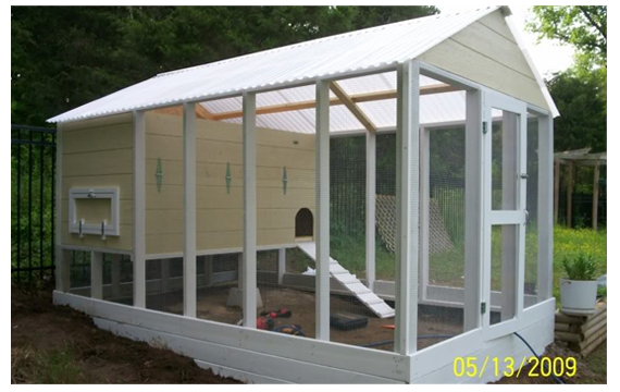 8x8 coop and run i think this is it my coop of dreams i for Chicken run plans