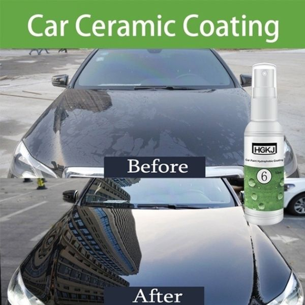 HGKJ NO 6 20ml/50ml Car Ceramic Coating Paint Sealant