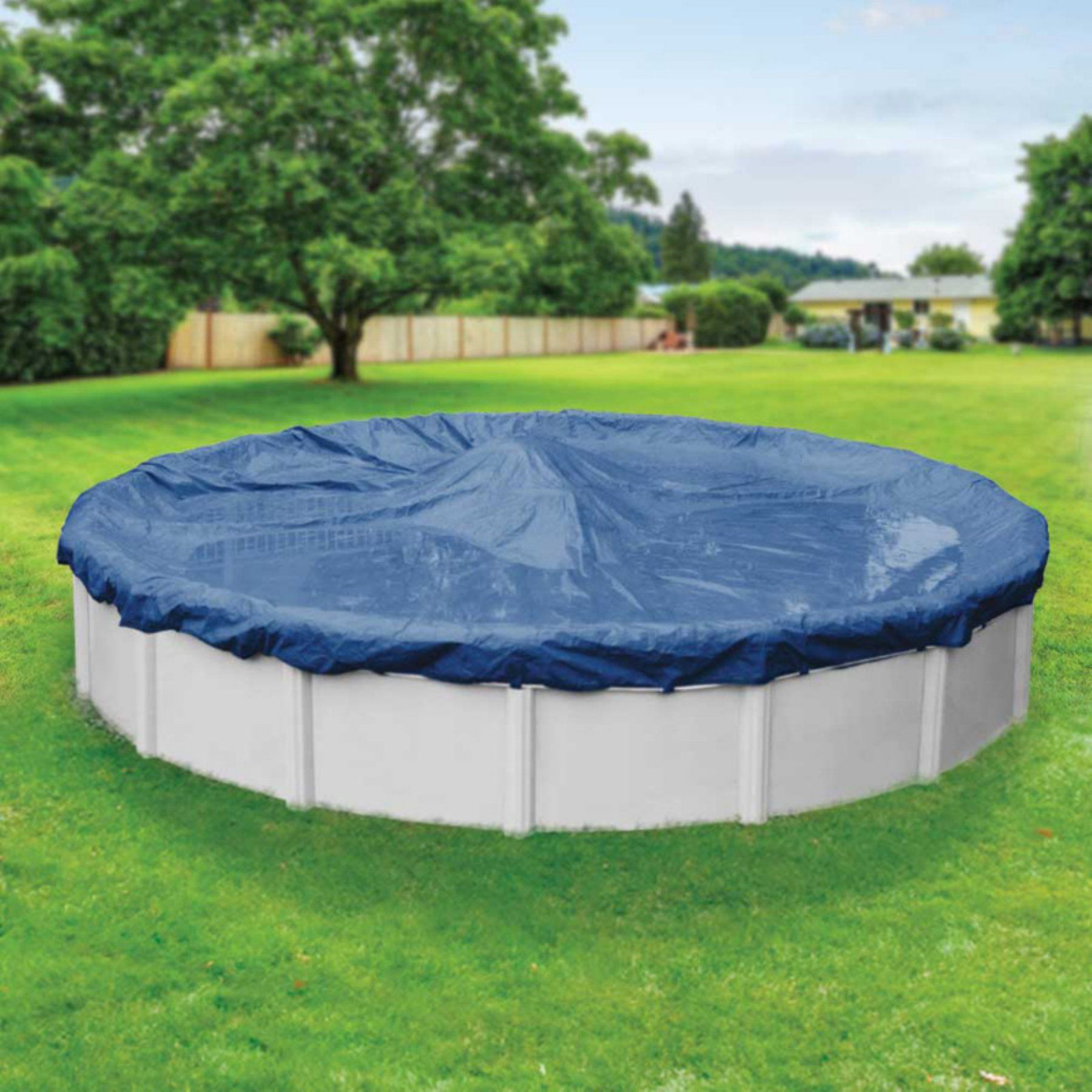 Pool Garten Winter Pool Mate Commercial Grade Rip Shield Round Above Ground Swimming