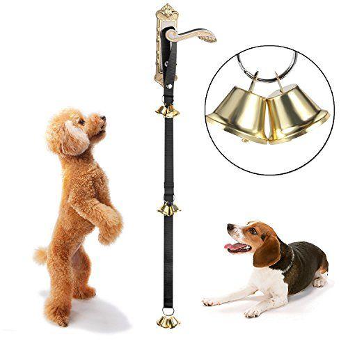 Dog Doorbells Comsmart Dog Doorbells Dog Doggie Training Bells